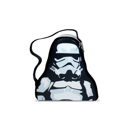 Star Wars ZipBin Toy Storage and Carry Case - Stormtroope