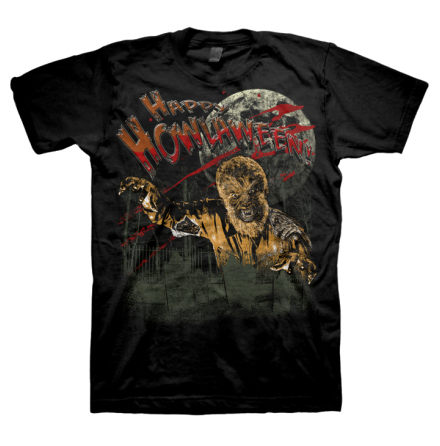 T-Shirt - Happy Howloween