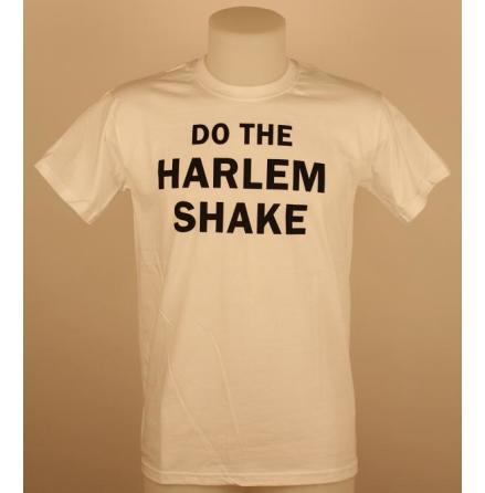 T-Shirt - Harlem Shake Vit