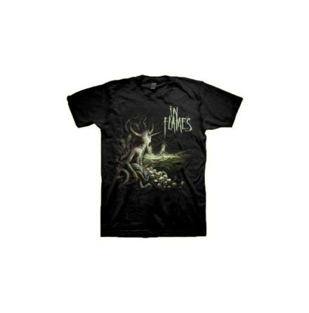 T-Shirt - Demon 2011 Dates