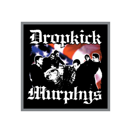 Dropkick Murphys - Party - Tygmärke