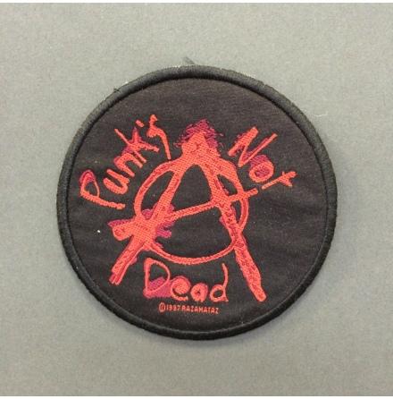 Anachy - Logo - Tygmärke