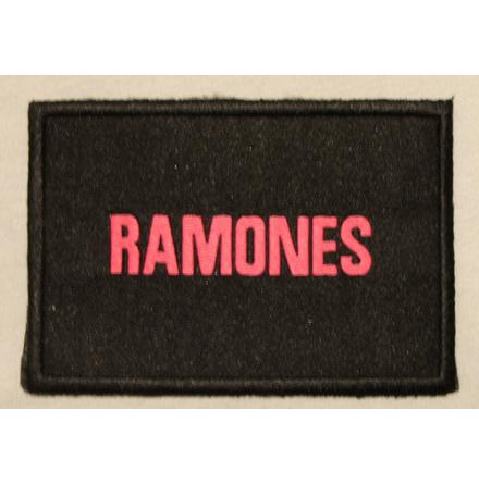 Ramones - Logo - Tygmärke