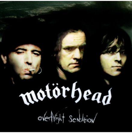 LP - Motörhead - Overnight Senastion