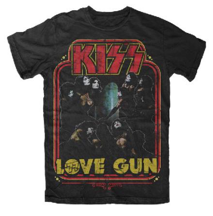 T-Shirt - 77 Love Gunner