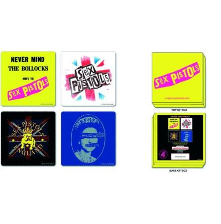 Sex Pistols - 6 Pack Coasters