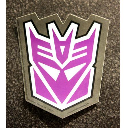 Transformers - Klistermärke