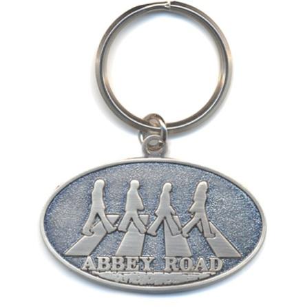 Beatles - Abbey Road - Nyckelring