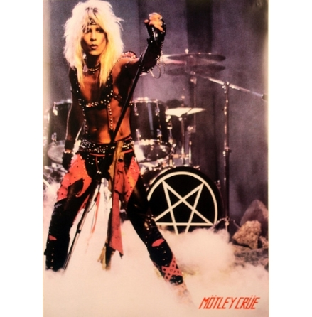 Poster - Vince Neil