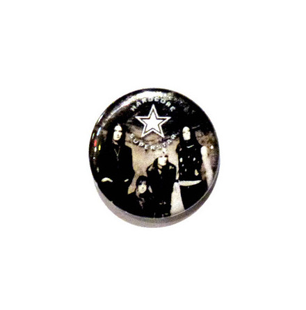 Hardcore Superstar - No Regrets - Badge