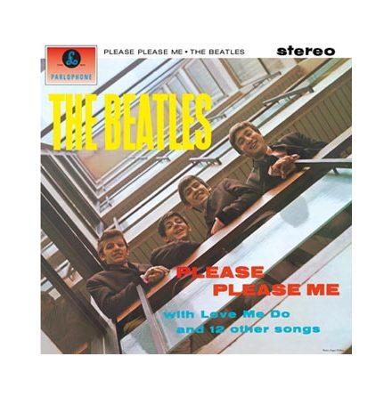 Beatles - Please Please Me (2009) - LP