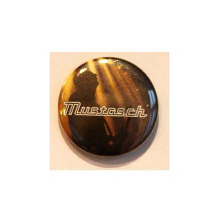 Mustasch - Hannes - Badge