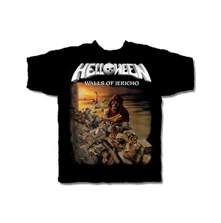 T-Shirt - Walls Of Jericho