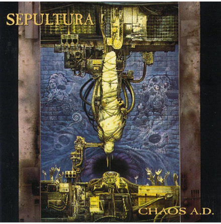 CD - Chaos Ad