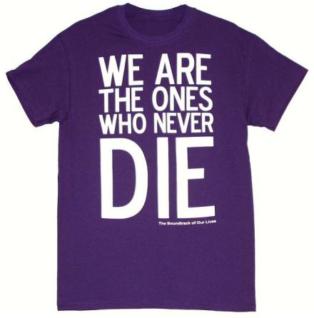 T-Shirt - We Are The - Lila