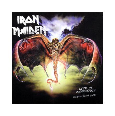 CD - Live At Donington 92