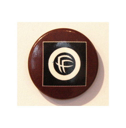 Fear Factory - FF Logo - Badge