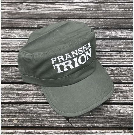 Army Cap Olive Green Logo