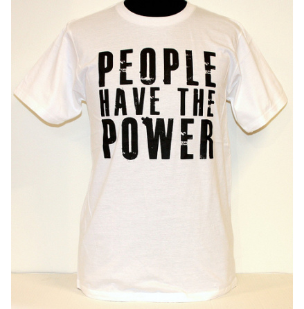 T-Shirt - People Power