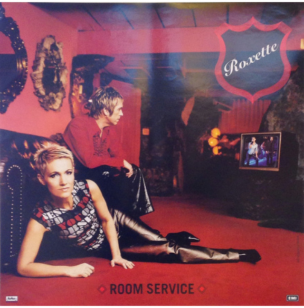 Roxette - Room Service - Poster